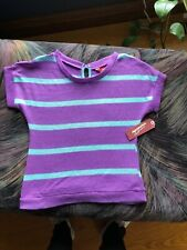 Arizona Sweater Girls Size 8 Nwt