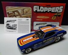 RON O'DONNELL 1320 DIECAST 7TH IN THE FLOPPERS SERIES FUNNY CAR 1/2000 PROTOTYPE