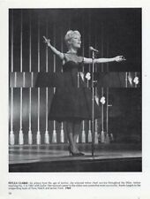 Petula Clarke Harry Hammond book photo 1960
