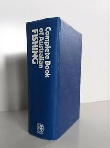 VINTAGE Complete Book of Australian FISHING - Hard Cover - 1042 Pages VGC