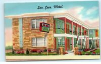 *Sea Cove Motel 323-25 E Ave Wildwood-by-the-Sea New Jersey Vintage Postcard A32