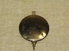 Antique German Mantle Clock Pendulum Bob