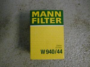 Ölfilter MANN W940/44 Audi A4 A6 VW Passat 1.9 TDI