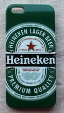 Premium Heineken Beer Design Snap-On Hard Cover for iPhone 5 / 5S / SE