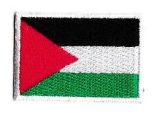 Ecusson Palestine petit patche patch transfert thermocollant 45x30 mm