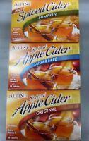 Alpine Spiced Apple Cider Instant Powdered Drink Mix ~ Pick One