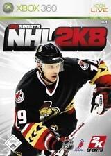 XBOX 360 NHL 2k8 * Hockey su ghiaccio usato come nuovo