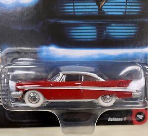 Johnny Lightning 1958 Plymouth Fury Christine White Lightning