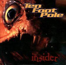 TEN FOOT POLE Insider CD NEW SEALED PROMO PUNK EPITAPH