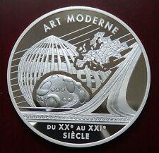 "Frankreich: 6.559 F ""Architektur-Moderne Kunst"" 2000 - PP / COA !!"