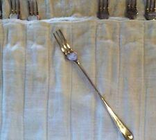 Vintage Lippington Pickle Forks EPNS A1 Made In England (12)