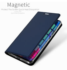 DD For Xiaomi Mi 8 , SE PU Leather Flip Case Wallet Smart Magnetic Skin Cover