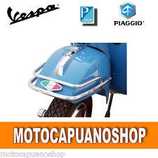 PARAURTI PARAFANGO ANTERIORE CROMATO VESPA PX 125 150 200 ARCOBALENO