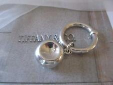 Vintage Tiffany & Co. Baby Rattle & Teether Sterling Silver