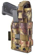 FONDINA SOFTAIR MOLLE AMBIDESTRA D5-GS05 VEGETATO DEFCON 5 airsoft molle holster