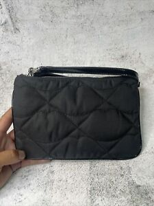 Lulu Guinness Cotton Clutch Bag - New No Tags (SAMPLE) (BOX 23)