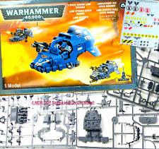OOP/NEW GW: Space Marines LAND SPEEDER~Sealed BOX! Games Workshop: WARHAMMER 40K