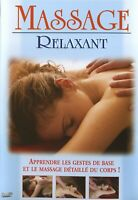 DVD Massage Relaxant NEUF