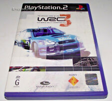 WRC 3 World Rally Championship PS2 PAL *Complete*