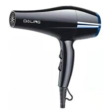 DALING Professional Hair Blow Dryer Lightweight 3000W Hair Blower w/Concentrator