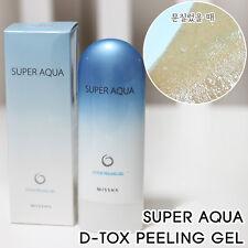 PEELING GEL Super Aqua Detox 100ml / Exfoliators Scrubs MISSHA Korean Cosmetics