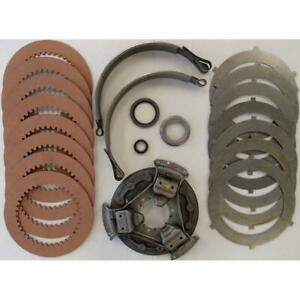 New Complete Steering Clutch Kit Fits John Deere 450 Crawler / Dozer