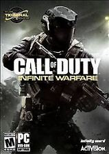 Call of Duty: Infinite Warfare PC DOWNLOAD (digital) Europe only