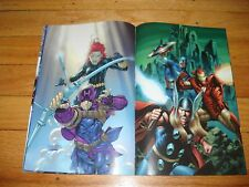 Avengers Ultron Quest #1 2012 Wyndham Rewards FRENCH CANADIAN Variant RARE