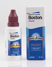 30 ML Bausch & Lomb Boston Advance Hard & Gas Permeabile DETERGENTE PER LENTI A CONTATTO B&L