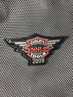 Authentic Snap On Tools 2009 Anniversary Backpack RARE Collectible Flawless