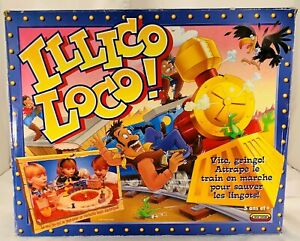 Vintage Illico Loco by Mattel Brand NEW FREE SHIPPING