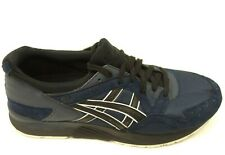 Asics Mens Gel-Lyte Navy Athletic Running Cross Training Shoes US 12 EU 46.5