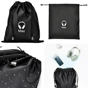 Headphone Cover PU Leather Bag Shell for Airpods Max Bluetooth Over-Ear Headset