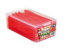 100 Strawberry Pencils Wholesale Retro Sweets