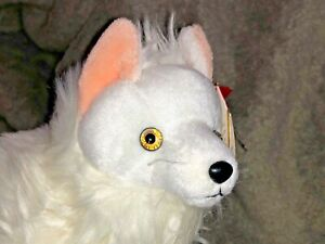 Ty Beanie Baby Snocap White Fox 10th Gen 2002 Retired Mint with Tags