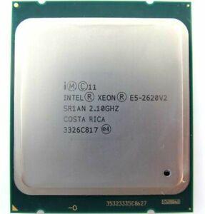 Intel Xeon E5-2620 v2 SR1AN 2.1GHz 6 Core LGA 2011 CPU Processor