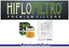 FILTRO OLIO HIFLO HF651 MOTO KTM DUKE ENDURO RALLY SMC