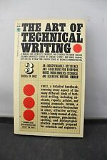 The Art of Technical Writing 3 Books in One! Ehrlich & Murphy 1964 Bantam NR55