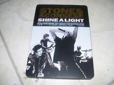 Shine A Light Rolling Stones * DVD Limited Edition Nederlands ondertiteld 2010 *