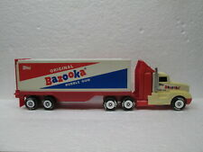 TONKA  BAZOOKA BUBBLE GUM TRACTOR AND TRAILER  LOOSE DISPLAYED ONLY