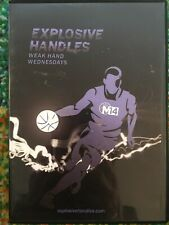 Explosive Handles Weak Hands Wednesdays Dvd Basketball Training Drills Guide Aid