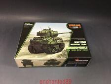 Meng Model WWT-008 British Medium Tank Sherman Firefly (Q Edition) World War