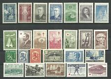 OLDER FINLAND stamps 1930's to 1960's - 25 different MNH