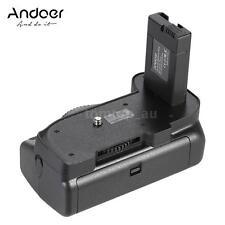 Andoer Pro Vertical Battery Grip Holder for Nikon D5100 D5200 D5300 DSLR Camera