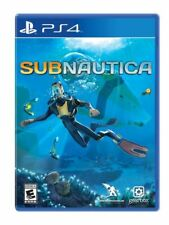 Subnautica Playstation 4 - NEW FREE US SHIPPING