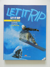 LET IT RIP GREG DANIELLS SNOWBOARDEN LEICHT GEMACHT TECHNIK TIPS TRICKS