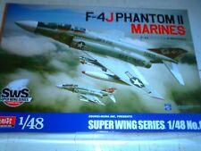 ZOUKEI-MURA 1/48 SCALE US MARINES F-4J PHANTOM II FIGHTER ATTACK AIRCRAFT SWS08