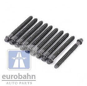 Head bolt kit - Renault Trafic 1.9 TDi (F9Q 760) MY01 > # 7700114745