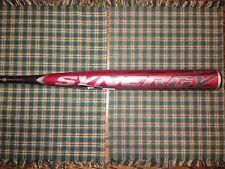 NIW EASTON SYNERGY SPEED HELMER SRV6BH Slowpitch Softball Bat 34/28 ASA HOT!!