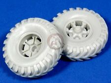 Panzer Art 1/35 Road Wheels (Cross Country Pattern) for Sd.Kfz.9 Famo RE35-134